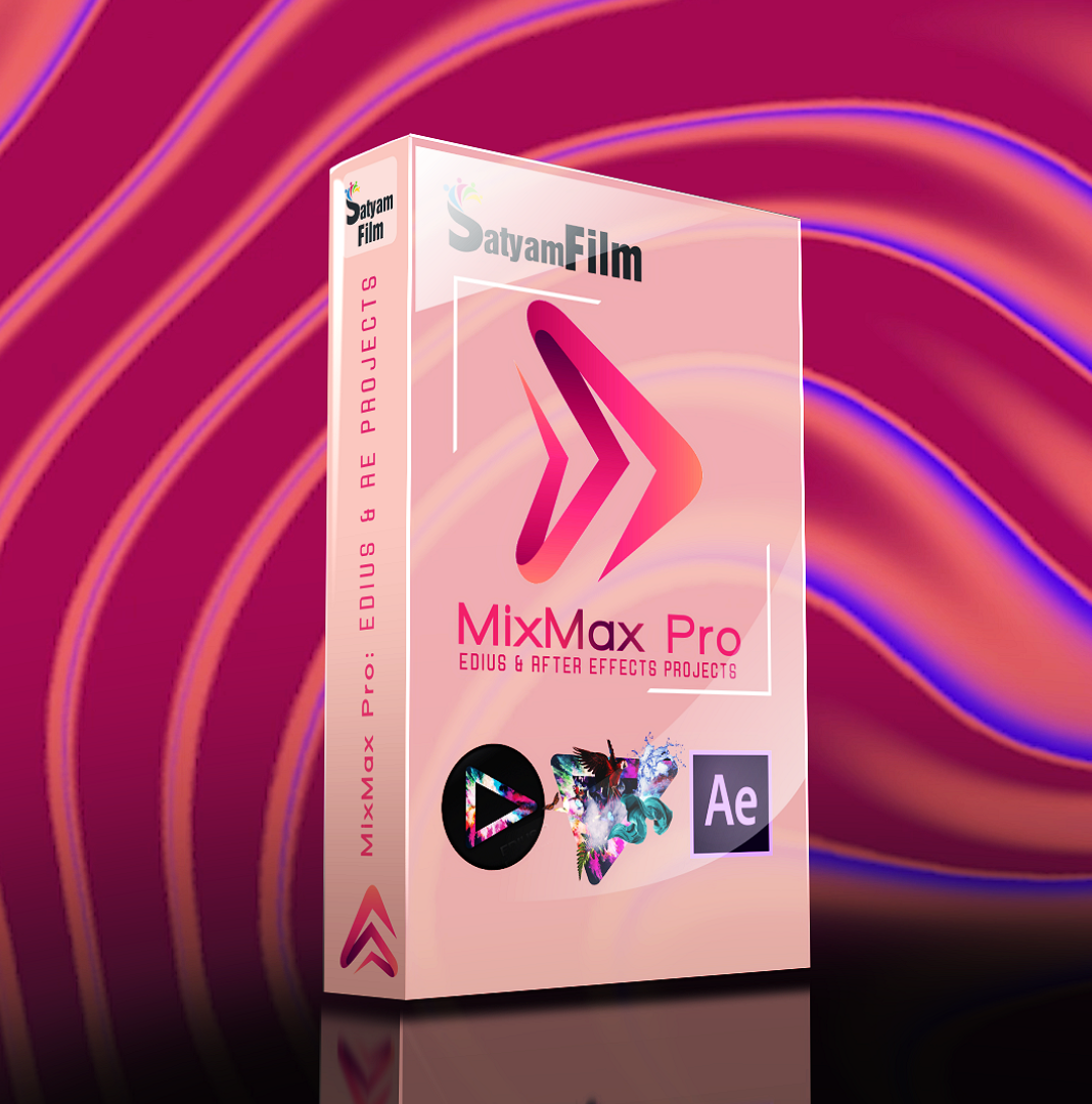 MixMax Pro: Edius Pro 9 & After Effects Projects Dongle